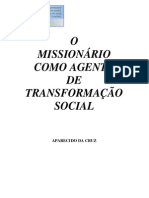 o missionário