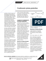 Condensate System Protection