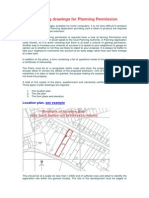 Producing Drawings for Planning Permission