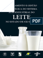 Planejamento e gestão estratégica do sistema agroindustrial do leite