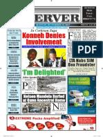 Liberian Daily Observer, 12/16/2013