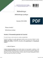 méthodologie note de synthèse 1
