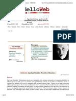 Luigi Pirandello in Español - Ensayo - El Humorismo - 1908:1920