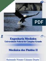 Análise Dimensional e Semelhança - MecFlu II