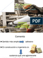 Cemento Porlandt Clases Metalurgia