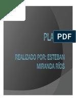 Unidad 4 Platón - Esteban Miranda Ríos