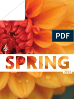 Spring 2014 Timber Press Catalog