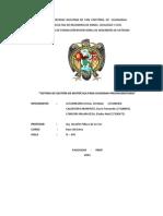 Primer Informe Bd