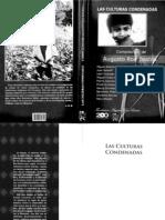 Augusto Roa Bastos (comp.) - Las culturas condenadas.pdf