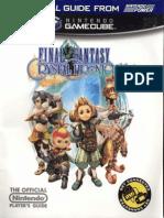 Nintendo Power - Final Fantasy Crystal Chronicles