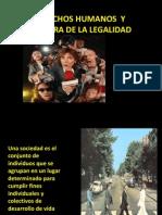 Derechos Humanos y CLEG. OCT.10