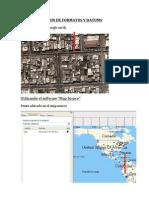 Trans Formacion de Formatos y Datums Imprimir