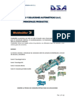 DSA Principales Productos