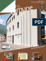 """Villa Lagarina notiziario """"Fuori dal Comune"""", dicembre 2013"""