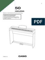 Web_PX850-D-1D, Dutch Manual.