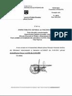 Declasificarea OMAI S/66/2009