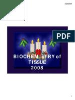 1biochemistry of Tissue 2008