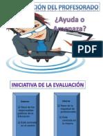 Capitulo 7 La Evaluacion Para Presentar