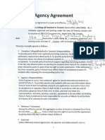 stanford international college agreement