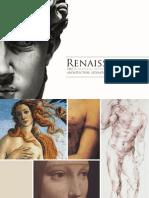Renaissance Art Booklet