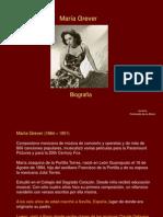 Maria Grever - Biografia y Musica