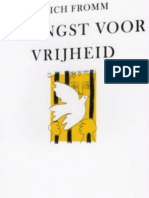 Fromm, E.(1944) Angst Vd Vrijheid Review Comments NL