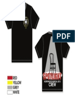 Spotlight Shirt 4 Colour