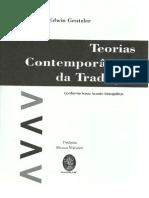 Edwin Gentzler, Desconstrução