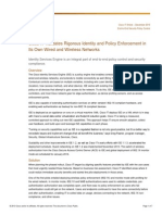 End-to-End Security Policy Control