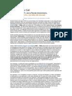 Fallos de Gobiernos y Fallos de Mercado