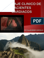 Abordaje Clinico de Pacientes Cardiopatas