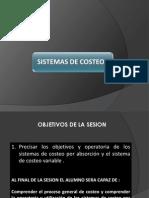 Clase 6.0 de Sistemas de Costeo (2)