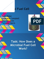 microbial fuel cell presentation