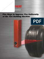 5 Ways to Improve Tire Uniformity Bulletin 3003