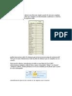 Clase de Excel Avanzado Filtros