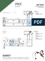 Malt House Floorplan
