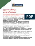 com 0498, 051205 Anuncia Eugenio Hernández Flores fondo para ONG's