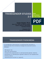 Stryker - Transgender Studies