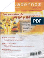 Pc Cuadernos - Los Secretos de Php y Mysql