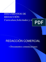 Documentos de Redaccion Comercial