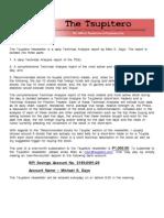 The Tsupitero Newsletter 06-25-2013