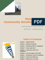 e-portfolio rick carter