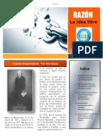 RAZÓN - La Idea Libre Nro. 2