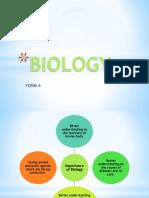 Biology f4 Chapter1