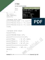 Borland C++ Part 2