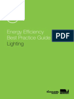 Best Practice Guide Lighting