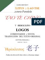 Heráclito y Lao Tse Lectura Paralela