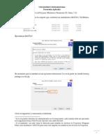 Instalación de LaTeX para Windows