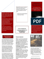 spiritual discernment brochure