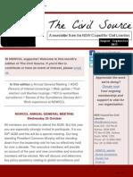 NSWCCL Newsletter 2013 August-September